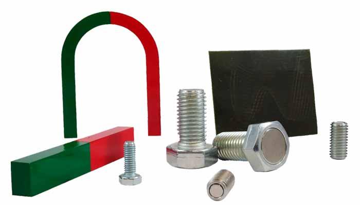 Accesorios Magneticos Llaves Visor de Polos y Didacticos