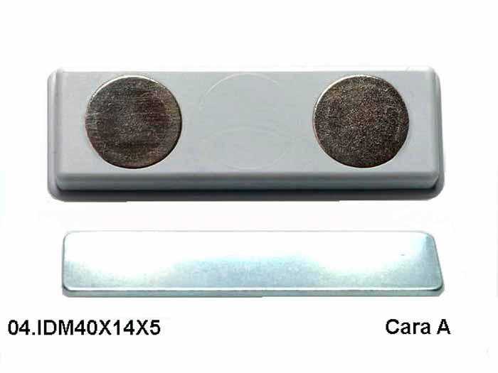 Imanes de Oficina Identificadores magneticos Portaetiquetas Cara A
