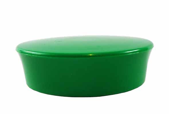 Imanes de Oficina Imanes para Pizarras Disco Verde