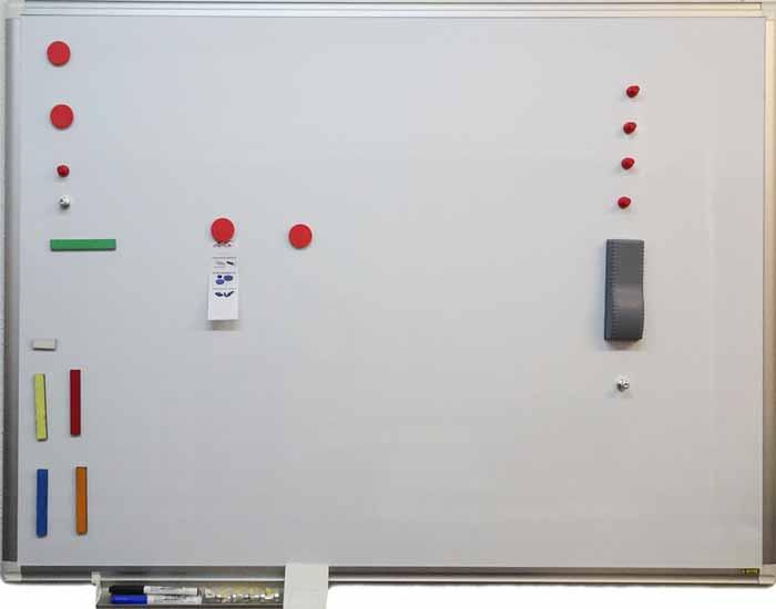 Imanes de Oficina Pizarras Magneticas