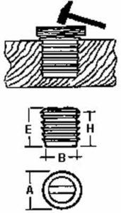 Medidas Cierres Magneticos Contraplaca Empotrable Linea Is