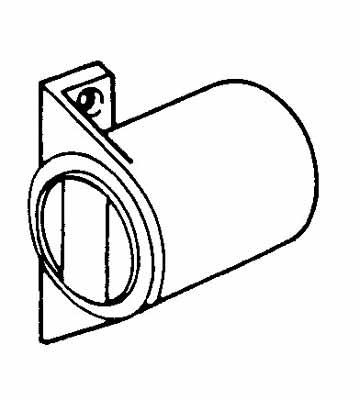 Medidas Cierres Magneticos de Bloqueo Regulables CF13