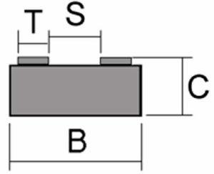 Medidas Sistemas Magneticos Colgadores Magneticos 2