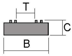 Medidas Sistemas Magneticos Colgadores Magneticos Domestico