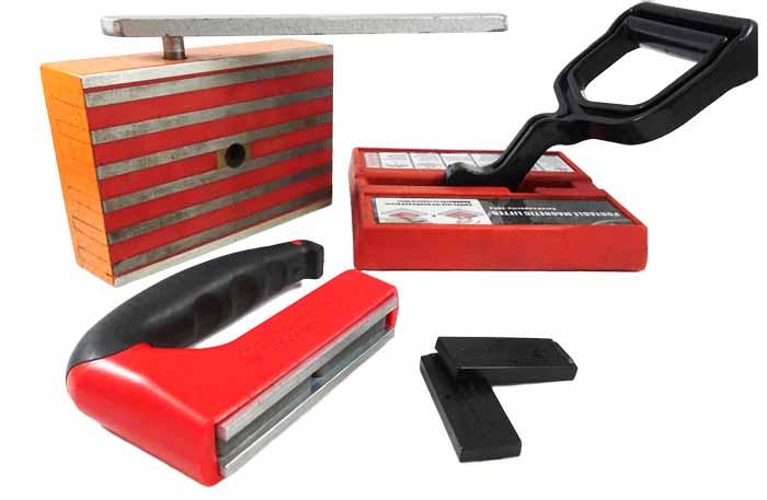 Sistemas Magneticos Herramientas Garras y bases Magneticas