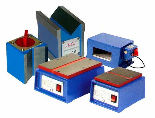 Sistemas magneticos Desmagnetizadores